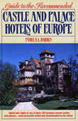 castle and palace hotels of europe book cover