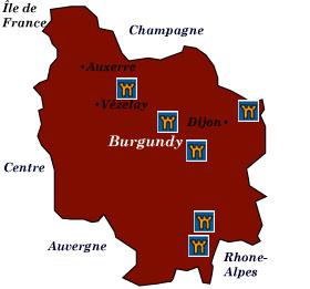 Castle Hotels France Burgundy