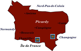 picardy map